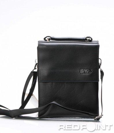 Атрактивна чанта с дръжка и лого 7533
