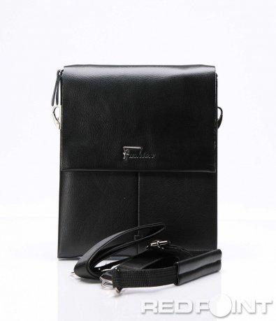 Чанта от еко кожа с декорация 7535