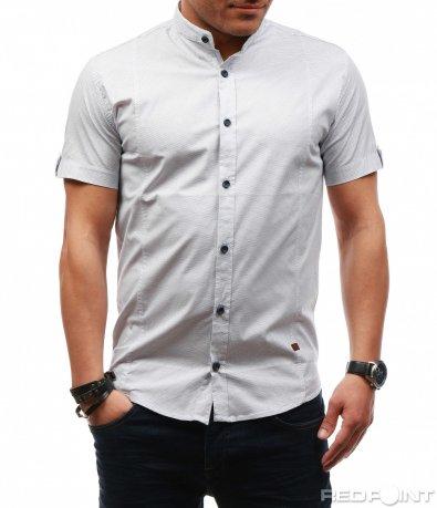 Ефектна риза с орнаменти 7625