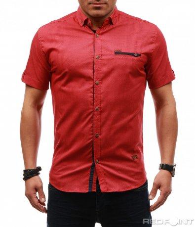 Ефектна риза с елементи 7631