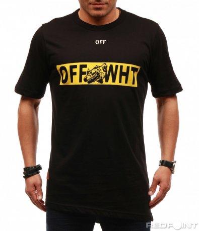 Екстравагантна тениска 7653
