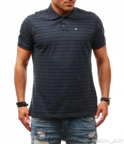 Семпла поло тениска 7825