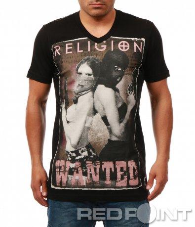 Стилна тениска с провокативна щампа 7838