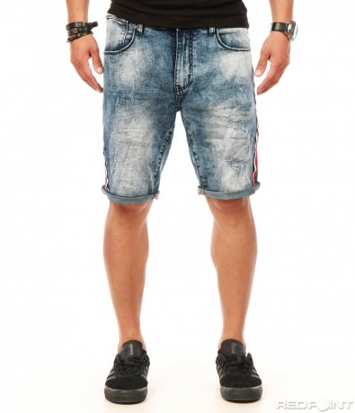 Къси дънкови панталонки 7868