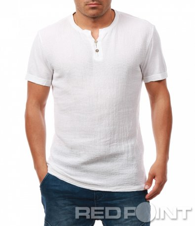 Лятна тениска в свеж нюанс 7894