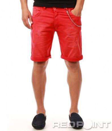 Къси дънкови панталонки 7911
