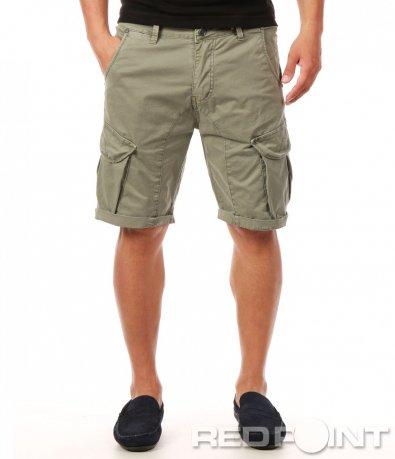 Ежедневни къси панталони с джобове 7900