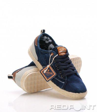 Спортно-елегантни обувки 7939