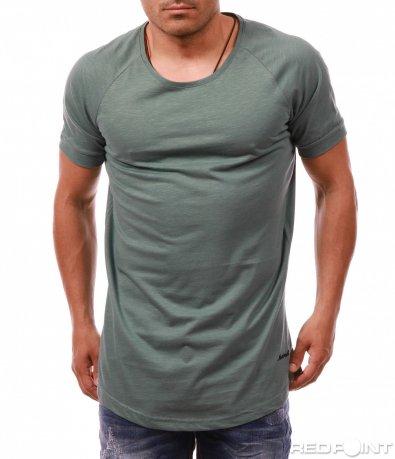 Longfit изчистена тениска 7963