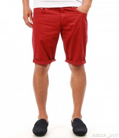 Класически къси панталони 7996