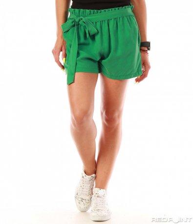Ежедневни зелени панталонки 8027