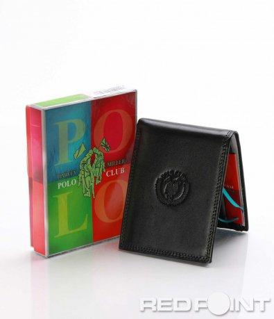 Елегантен кожен портфейл 8041