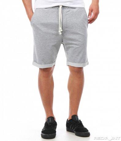 Спортни памучни къси панталони 8069