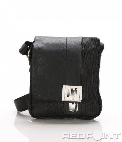 Стилна чанта с капак 8053