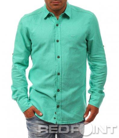 Изчистена лятна риза 8113