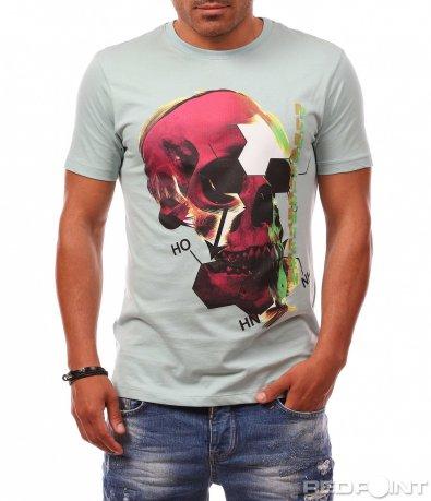 Тениска с щура щампа 8111