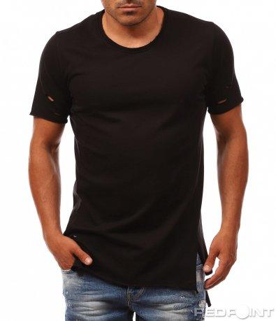 Тениска с нестандартна кройка 8127