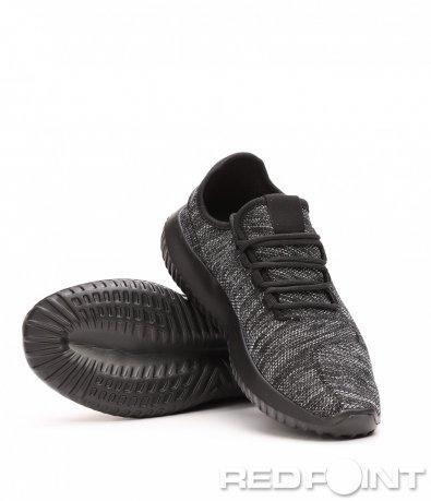 Спортни черни обувки 8211