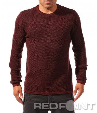 Стилен мъжки пуловер 8209