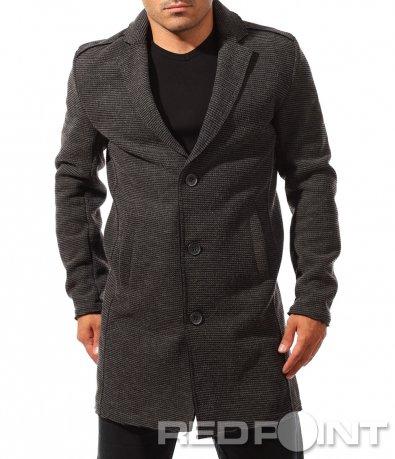 Есенна жилетка тип палто 8232