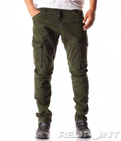 Casual панталон с джобове 8235